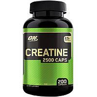 Креатин Optimum Nutrition Creatine 2500 Caps (200 капс)