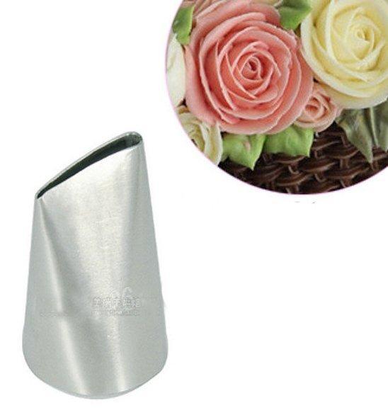 Насадка кондитерская № 126, Лепесток Розы
