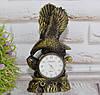 Настольные часы с зажигалкой Орёл бизнес подарок