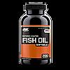Комплекс незаменимых жирных кислот Optimum Nutrition Fish Oil (200 капс)