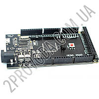 Контроллер Arduino Mega 2560 R3 micro usb