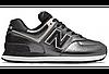 Оригинальные женские кроссовки New Balance 574 (WL574WNF)