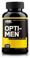 Витамины для мужчин Optimum Nutrition Opti-Men (150 таб) (103262) Фирменный товар!