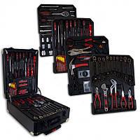 Набор инструментов Smart Kraft SK-009 (Swiss Kraft) 259 предметов в чемодане для автомобиля гаража, фото 1
