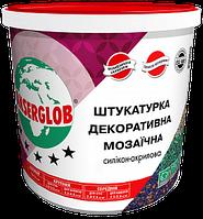 Мозаичная штукатурка акриловая Anserglob  25кг цвет №712