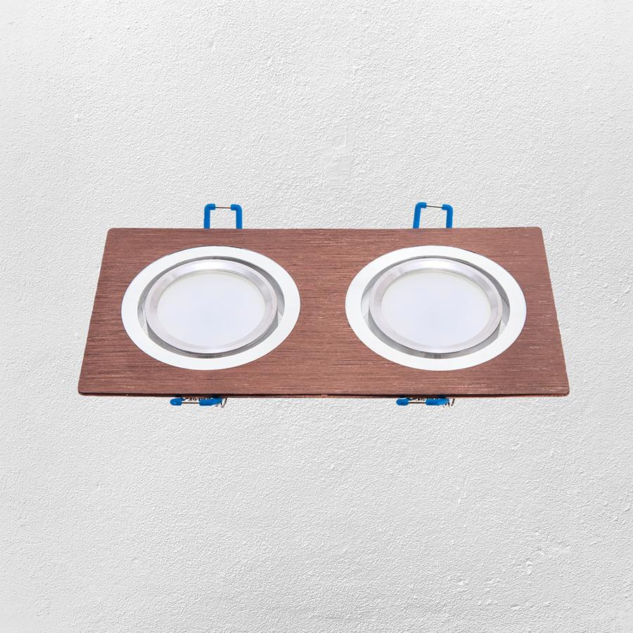 Точечный врезной светильник  47-1235-2 СOF