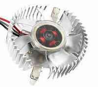 Вентилятор vc-rd, для видеокарты, с подсветкой, алюминиевый