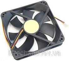 Вентилятор для корпуса gembird fancase-4 80х80мм, 4-pin разъем