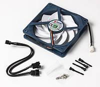 Вентилятор titan tfd-12025 h 12 zp/ke (rb) 120x120x25мм extrem fan pwm
