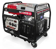 Бензиновый генератор Vulkan SC13000 (13 кВт, 3ф, Эл. стартер).