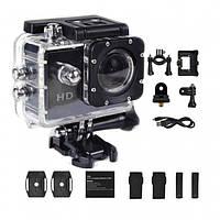 Экшн камера Action Camera J400 ( A7) полный комплект go pro, фото 1