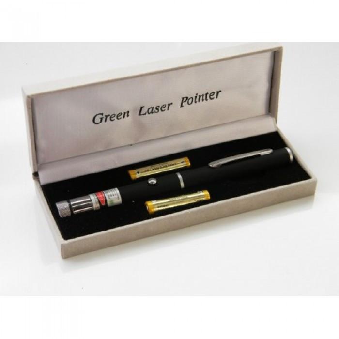 Зеленая Лазерная указка LASER POINTER 500 mW лазер, фото 1