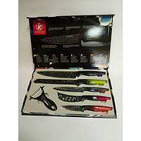 Набор кухонных Метало - керамических ножей Kitchen King Professional KK26-SN6 ( 88288 )