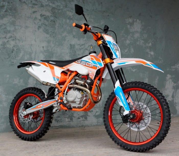 Мотоцикл GEON TERRAX 250 CB (19/16) STND