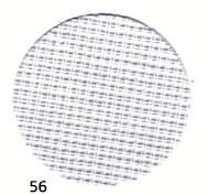 Zweigart(Stramin)  Страмін(канва)14ct білий