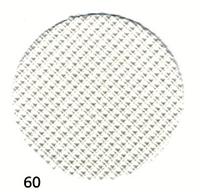 Zweigart(Stramin)  Страмін(канва) 16ct біла