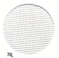 Zweigart(Stramin)  Страмін(канва) 18ct біла