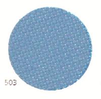 Zweigart (Aida) Аіда 14ct - блакитна