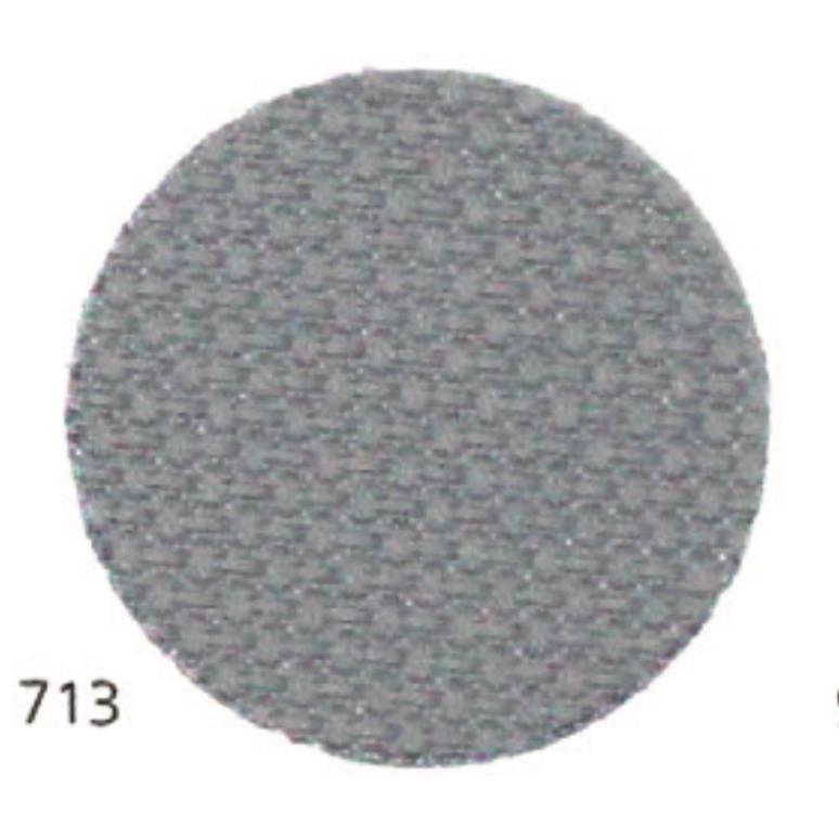 Тканина Zweigart (Aida) Аіда 14 ct - сіра