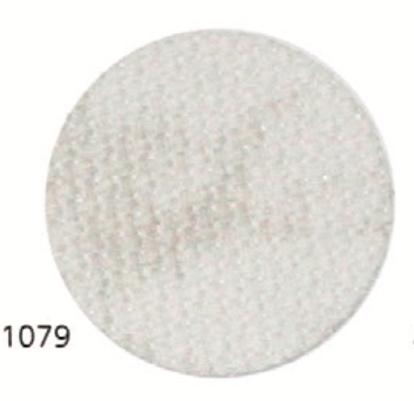 Тканина Zweigart (Aida) Аіда 14 ct - Вінтаж біла з сірими розводами