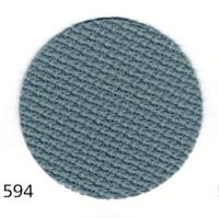 Zweigart (Aida) Аіда 16ct - синя