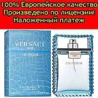 Мужская туалетная вода Versace Man Eau Fraiche (Версаче Мен Фреш) 100 мл