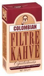 Кофе молотый Kurukahveci Mehmet Efendi Colombian 250 г