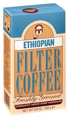 Кофе молотый Kurukahveci Mehmet Efendi Ethiopian 250 г