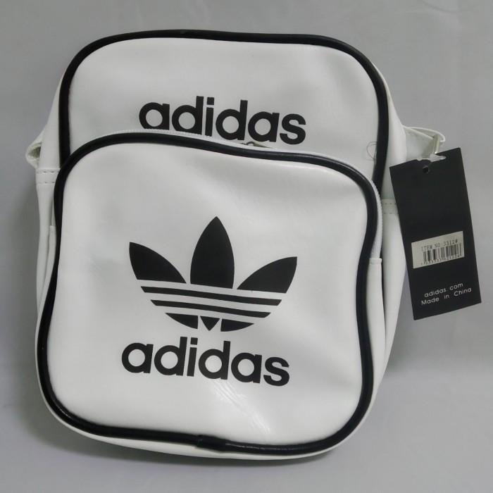 Сумка через плечо Adidas Style Sport Размер 23х18х8 длина ручки 1м30см ( 88288 )