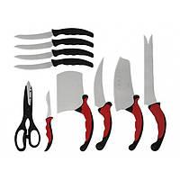 Набор кухонных ножей Контр Про Contour Pro Knives + магнитная рейка ( 88288 )