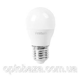 LED Лампа Vestum G45 6W 4100K 220V E27