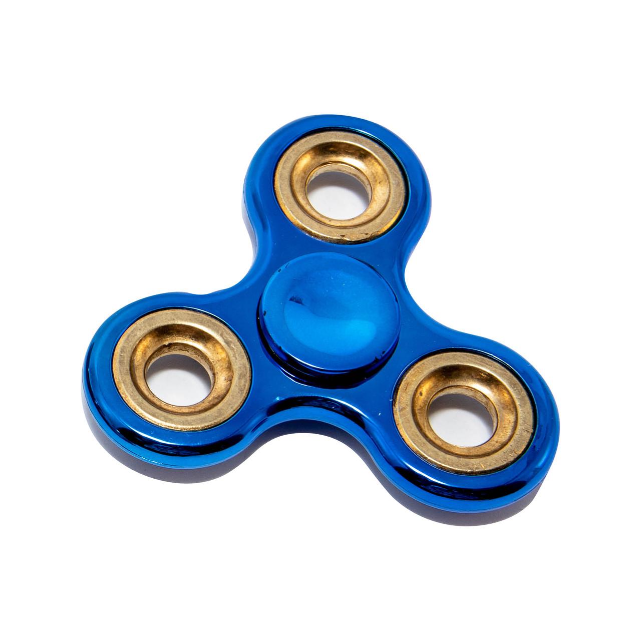 Классический металлик, синий, «Spinner» (1364)