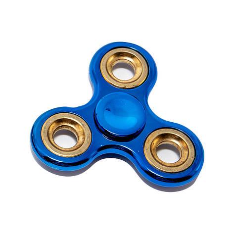 Классический металлик, синий, «Spinner» (1364), фото 2