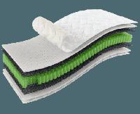 Ортопедический матрас  Alfа/Альфа 70x190 см. Sleep&Fly Organic