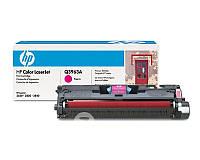 Картридж HP Q3963A (122A) magenta для принтера НР CLJ 2550, 2820, 2840 (Евро картридж)