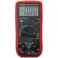 Цифровой Профессиональный мультиметр VC9208N тестер вольтметр + термопара ( 88288 ), фото 1