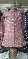 Женская блузка (S-2XL) купить оптом