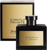 Мужская парфюмированная вода Baldessarini Strictly Private  -  90 мл