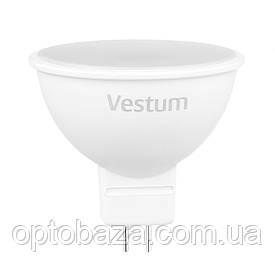 LED Лампа Vestum MR16 3W 3000K 220V GU5.3