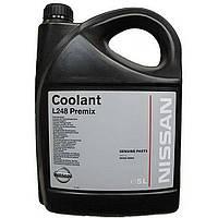 Nissan Coolant L248 Premix, 5L, KE90299945 ( готовый антифриз)