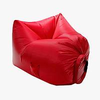Надувное кресло-лежак Reswing Ламзак Armchair (Lamzac Standart) Красный
