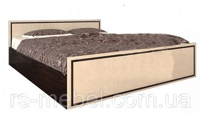 """Кровать 160 """"Ким -венге"""" (Світ Меблів)"""
