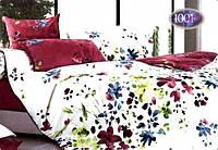 Комплект Турецкого постельного белья COTTON 100% хлопок (Полуторное, Двойной, Евро)