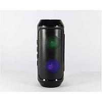 Портативная мобильная bluetooth MP3 колонка SPS Q610 BT Чёрная