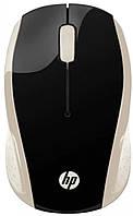 Мишка HP Wireless Mouse 200 Silk Gold