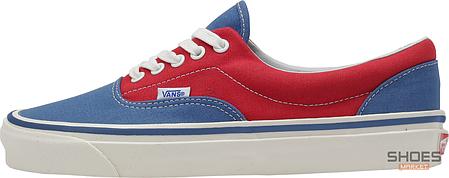 Женские кеды Vans ERA Red/Blue Line, Ванс Ера, фото 2