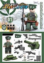 USA/США военный конструктор, аналог Lego, BrickArms, фото 2