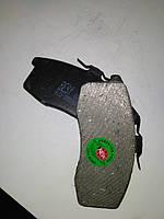 Колодки тормозные передние  дафми ОКА