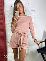 Комбинезон летний женский, 00001 (Розовый), Размер 44 (M)