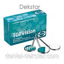 Дзеркало стоматологічне TOPvision з родієвим покриттям